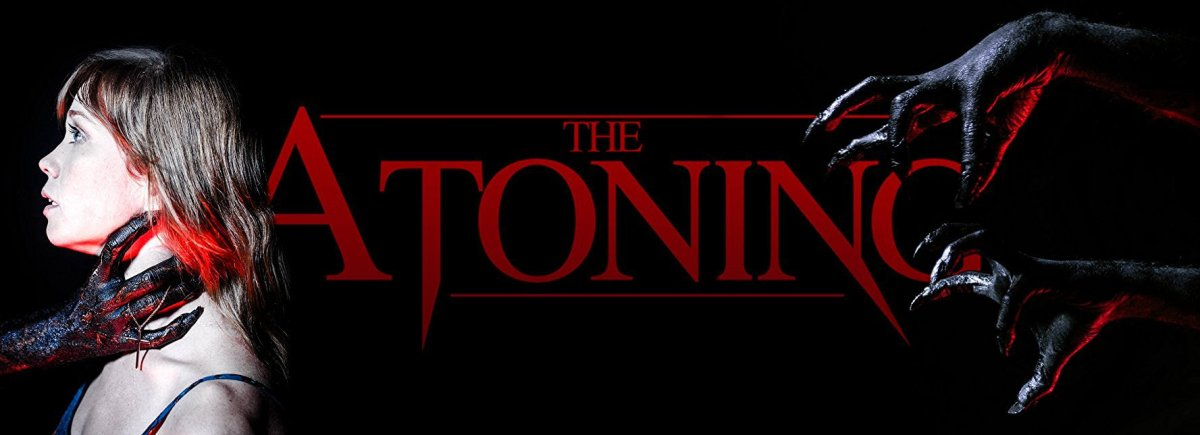 First Trailer For Supernatural Horror Film THE ATONING!