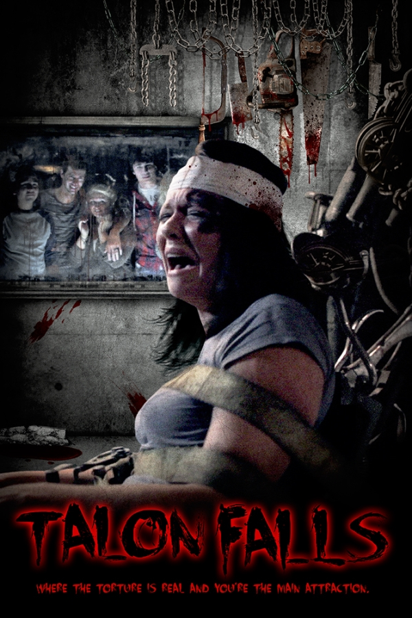 Indie Halloween Horror Film TALON FALLS Drops Trailer & Poster!