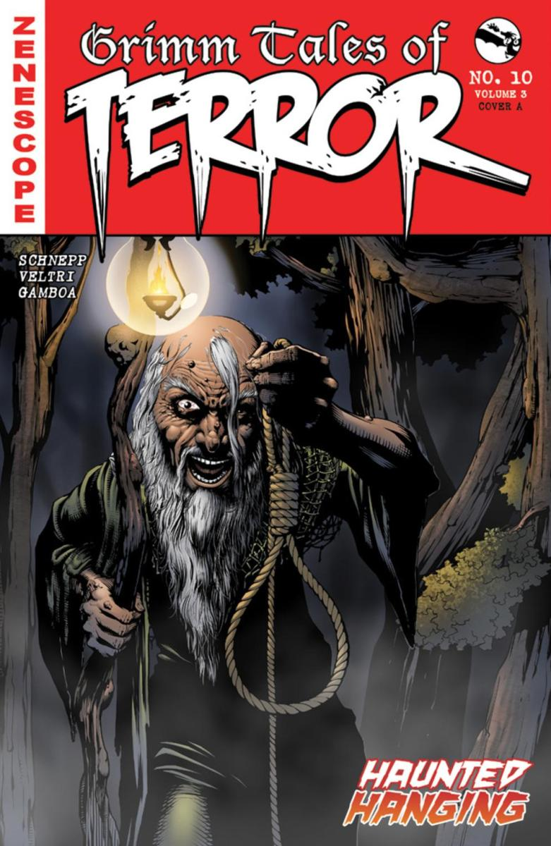 Comic Crypt: Grimm Tales Of Terror #10 Vol. 3 Preview