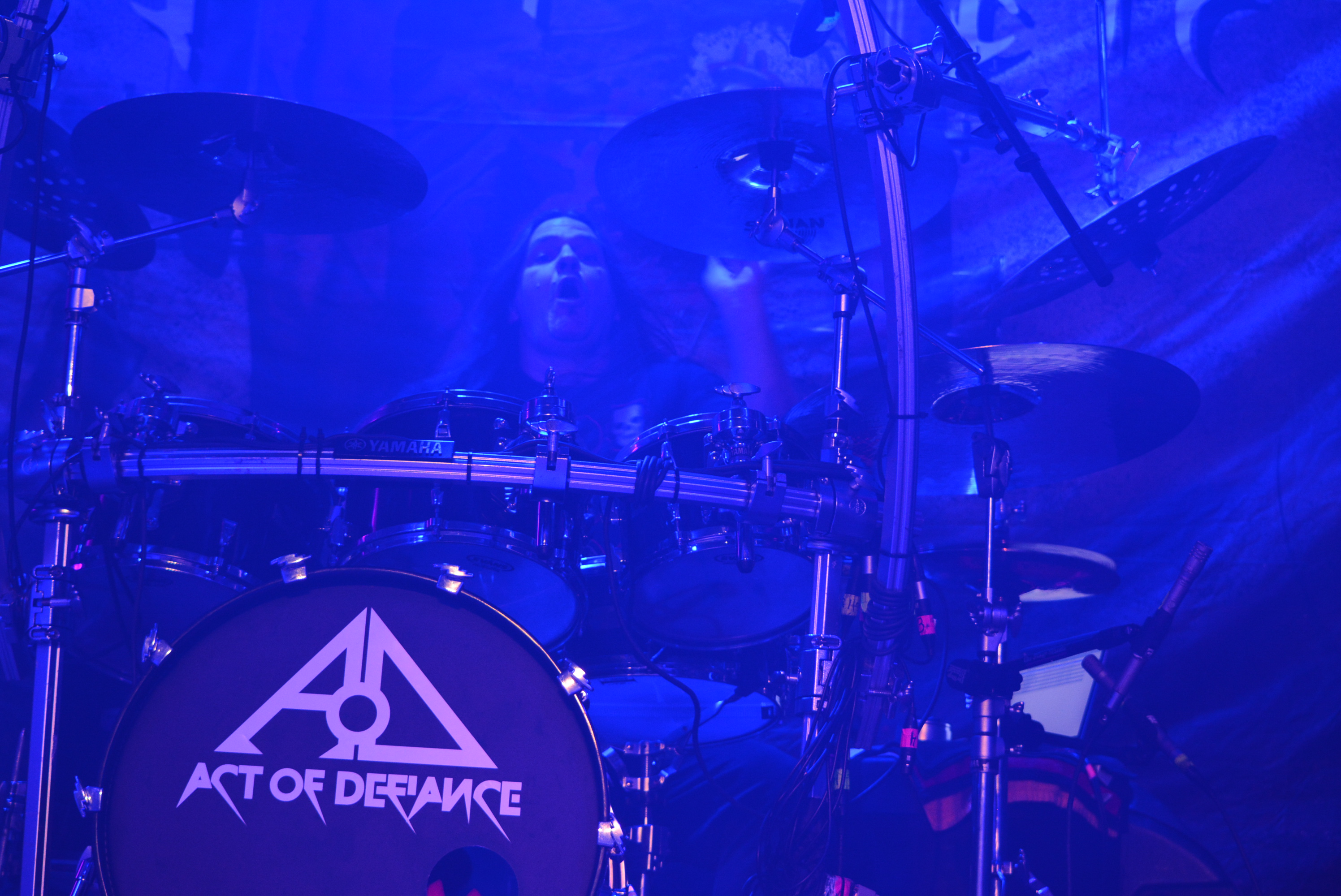 ACT OF DEFIANCE (2018) Concert Review