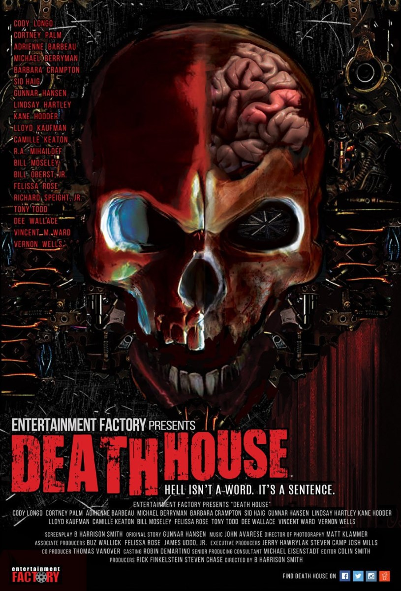 DEATH HOUSE (2018) Review