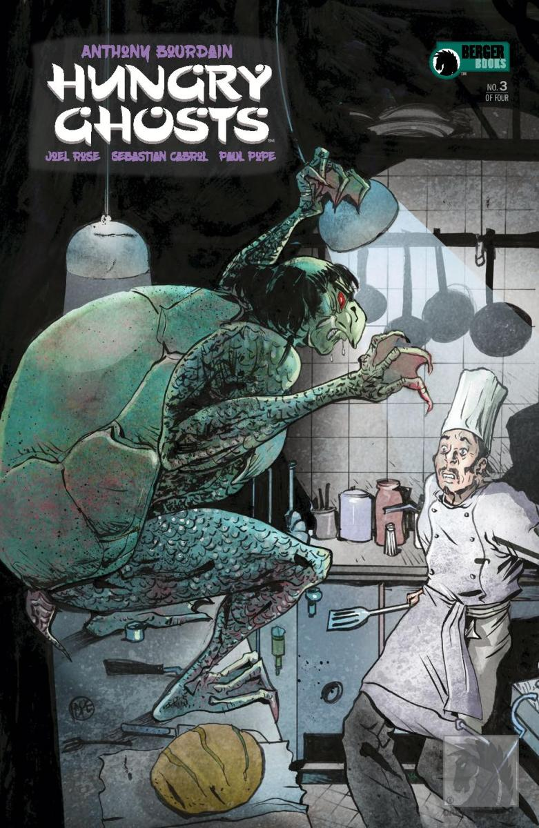 Comic Crypt: HUNGRY GHOSTS #3 Preview