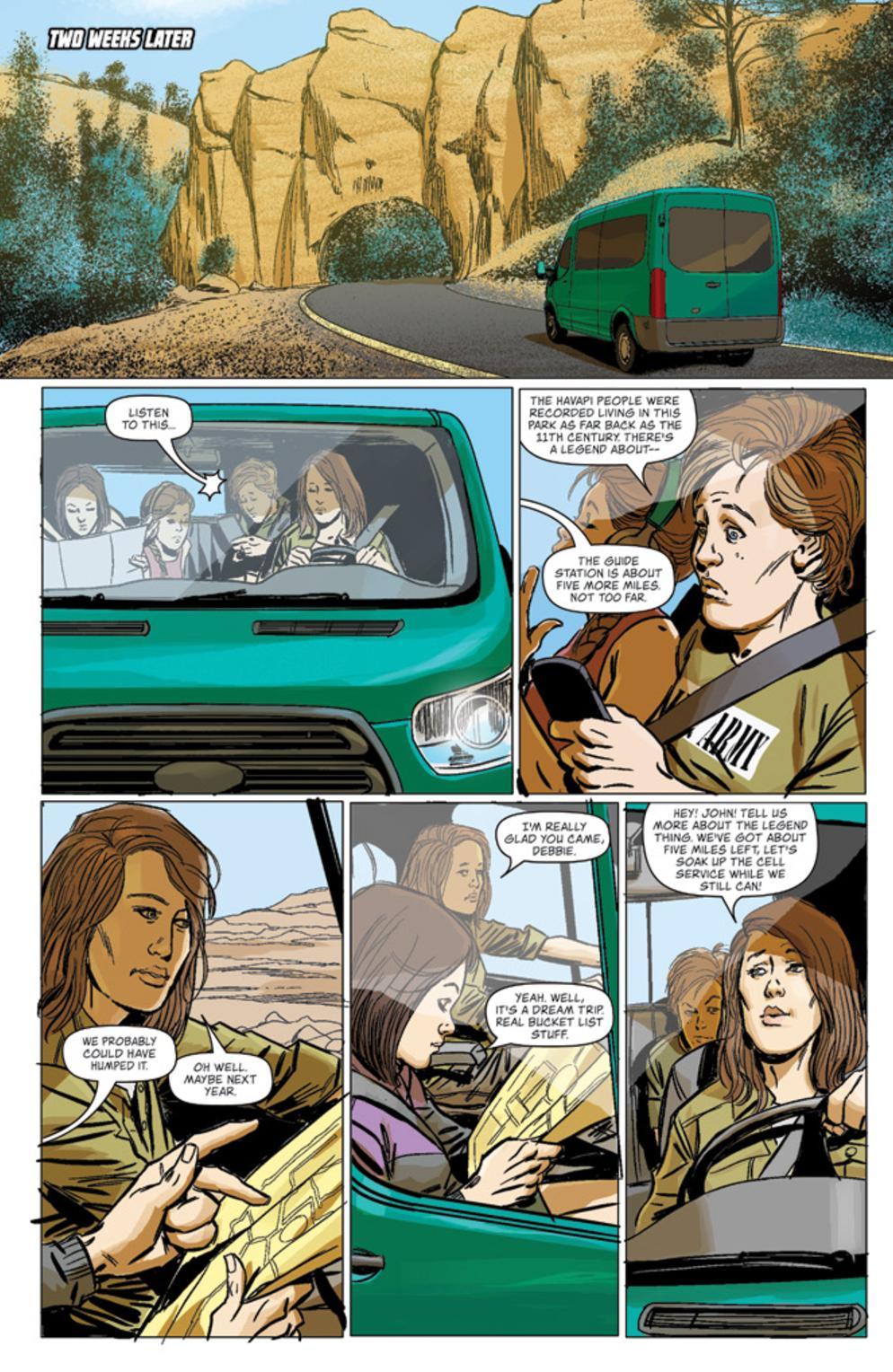 Comic Crypt: Peek-A-Boo #1 Preview