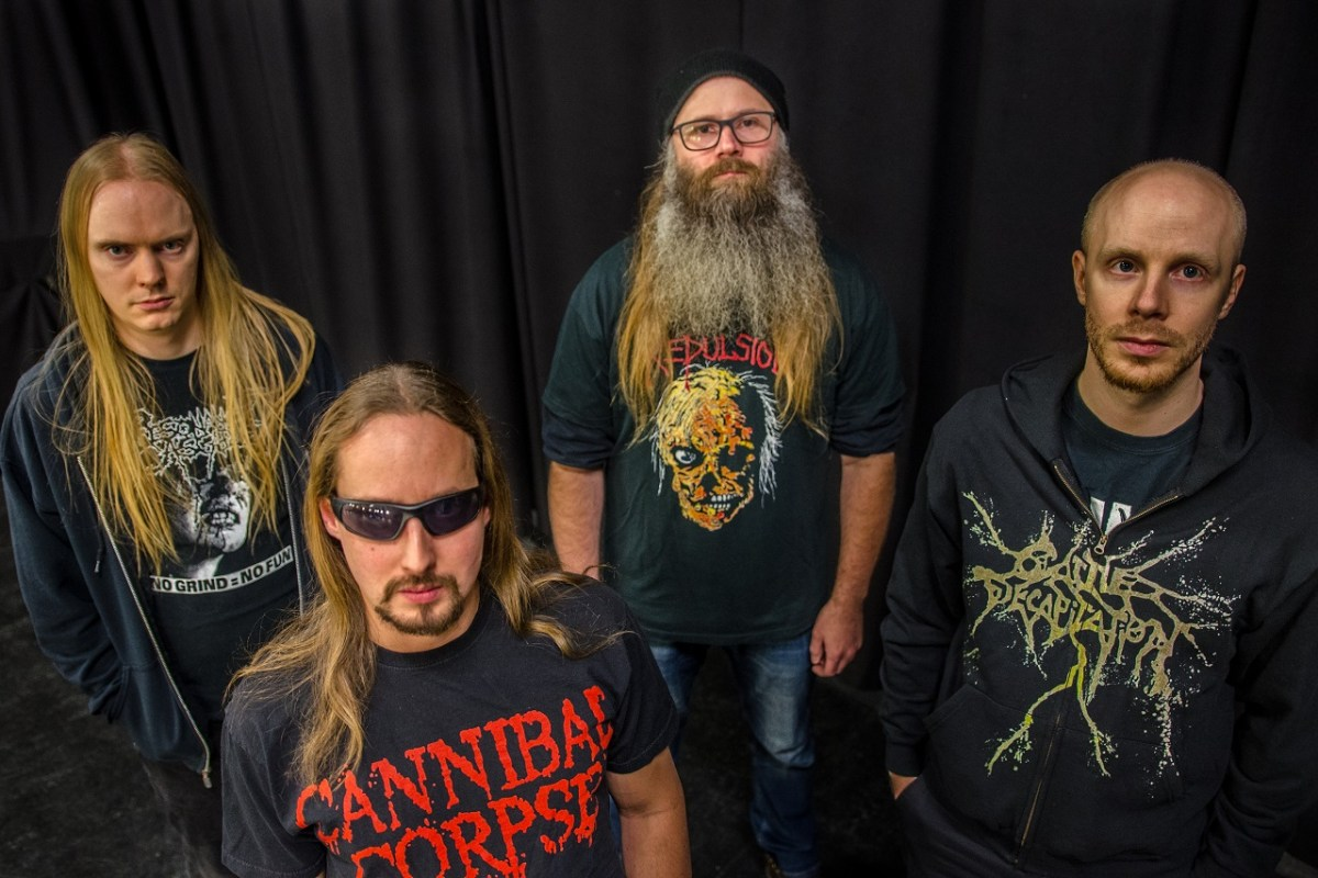 "DERANGED Drop Music Video For ""Struck By A Murderous Siege""!"
