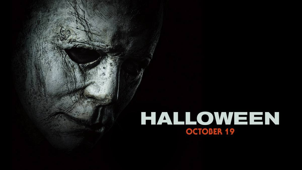 HALLOWEEN Teaser Poster Features An Aged Michael Myers!
