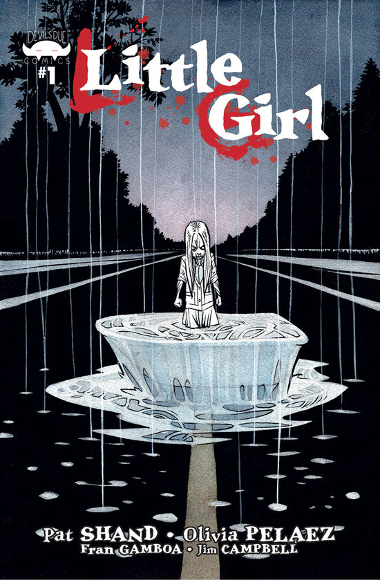 Comic Crypt: Little Girl #1 Preview