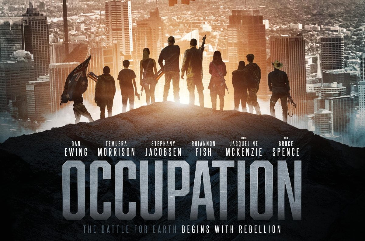 Sci-Fi Action Film OCCUPATION Invades With First Trailer!