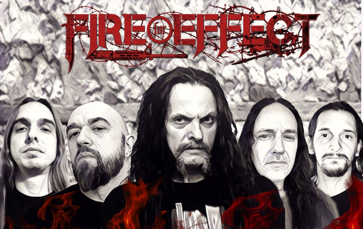 Death Metal Supergroup FIRE FOR EFFECT Sign To Agonia Records!