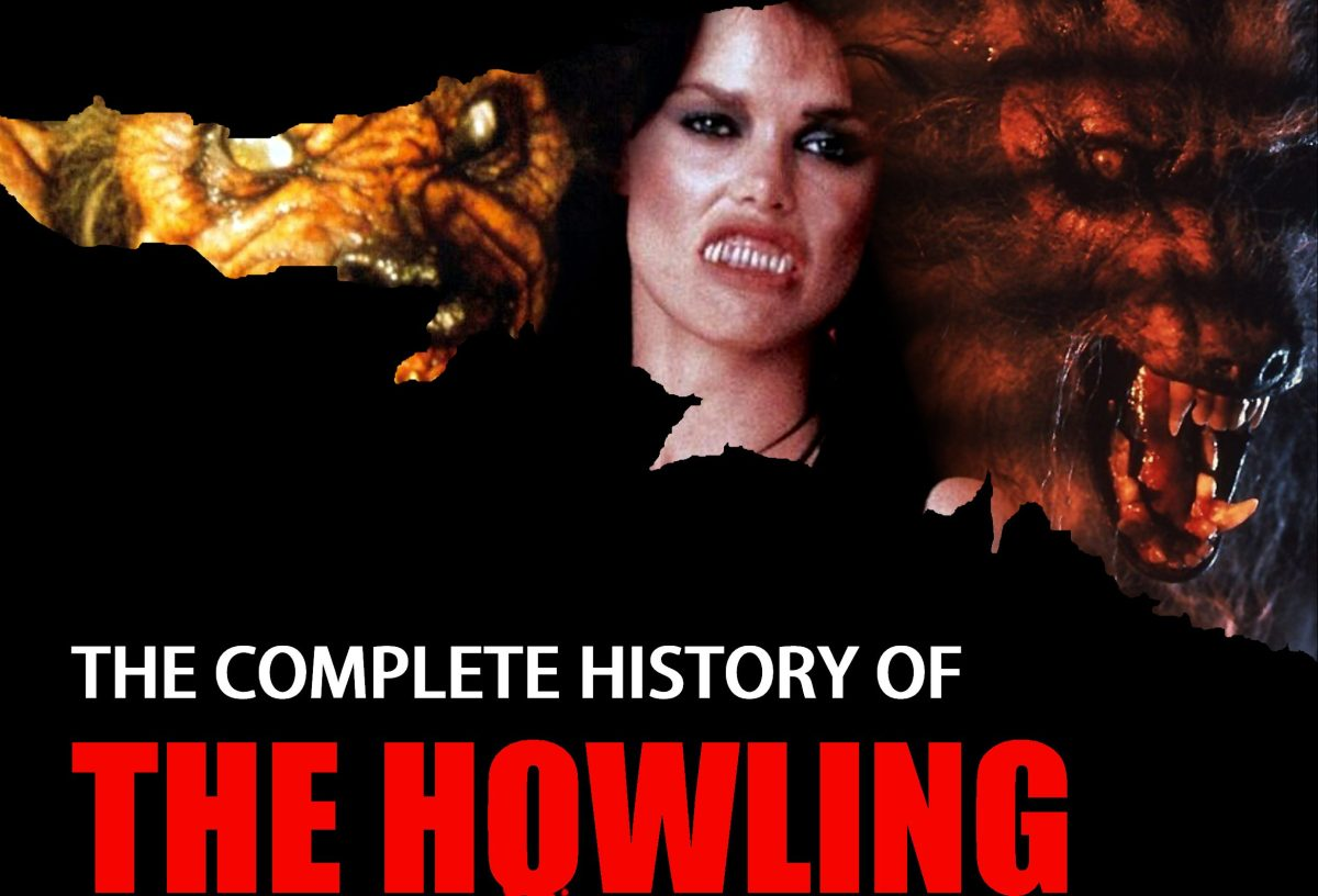 Exclusive Interview With Bryn Curt James Hammond, Author Of THE COMPLETE HISTORY OF THE HOWLING Book!