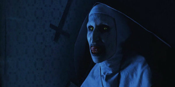 First Creepy Trailer For Conjuring Spinoff THE NUN Debuts!