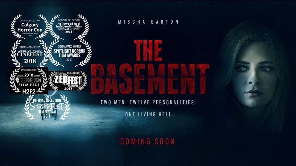 Official Trailer For Horror Thriller THE BASEMENT