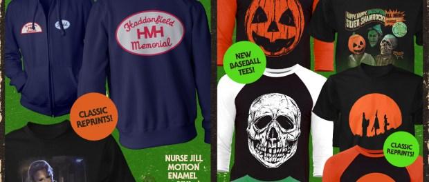 Fright-Rags Drops New HALLOWEEN 1-6 Merch!