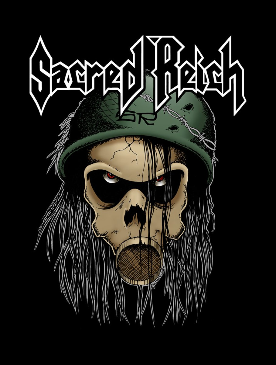 SACRED REICH Hit the Studio To Record New Album!