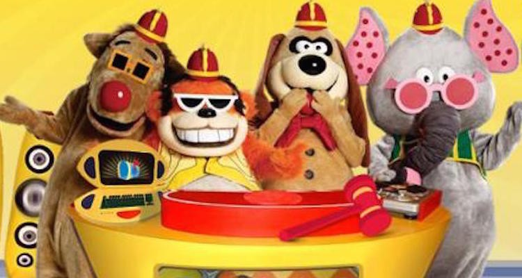 THE BANANA SPLITS are Coming Back in an All-New Horror Movie!