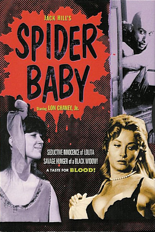 Poster do filme Spider Baby