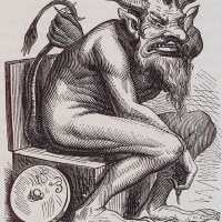 The Mythical Demons of Hell - article by Daz Lawrence