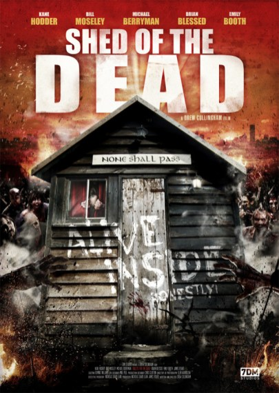 Poster do filme Shed of the Dead