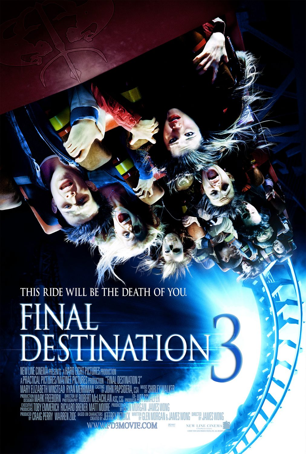Image result for FINAL DESTINATION 3 dvd