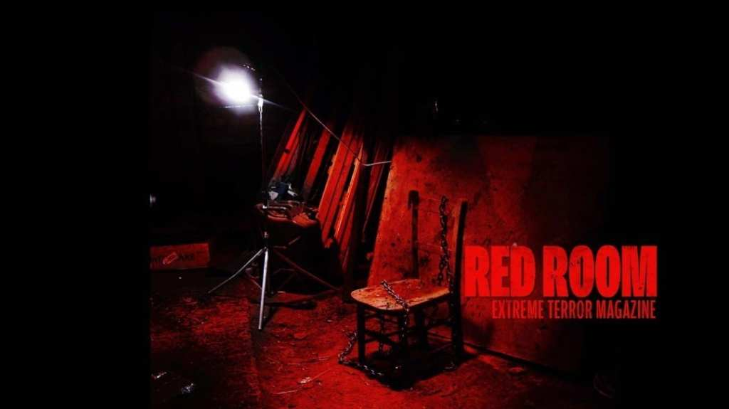 Taking Submissions: Red Room: Extreme Horror Magazine #1
