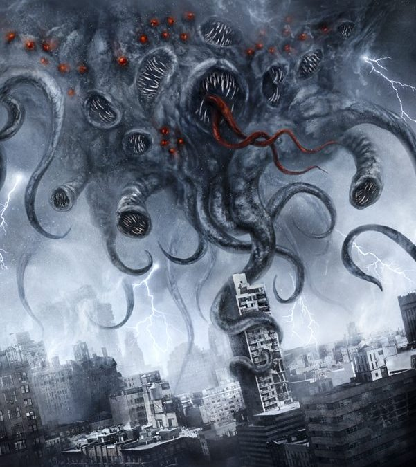New (and Old) Lovecraftian Fiction