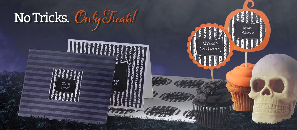 Avery Introduces 2016 Halloween Printables Collection Horror World
