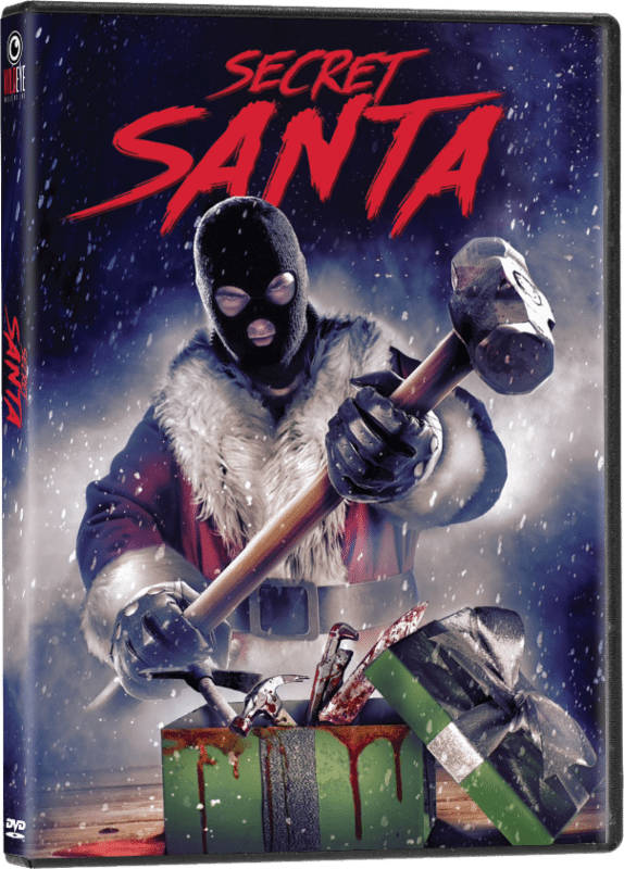 Wild Eye Sends a Killer Down the Chimney in 'Secret Santa' on December 13th