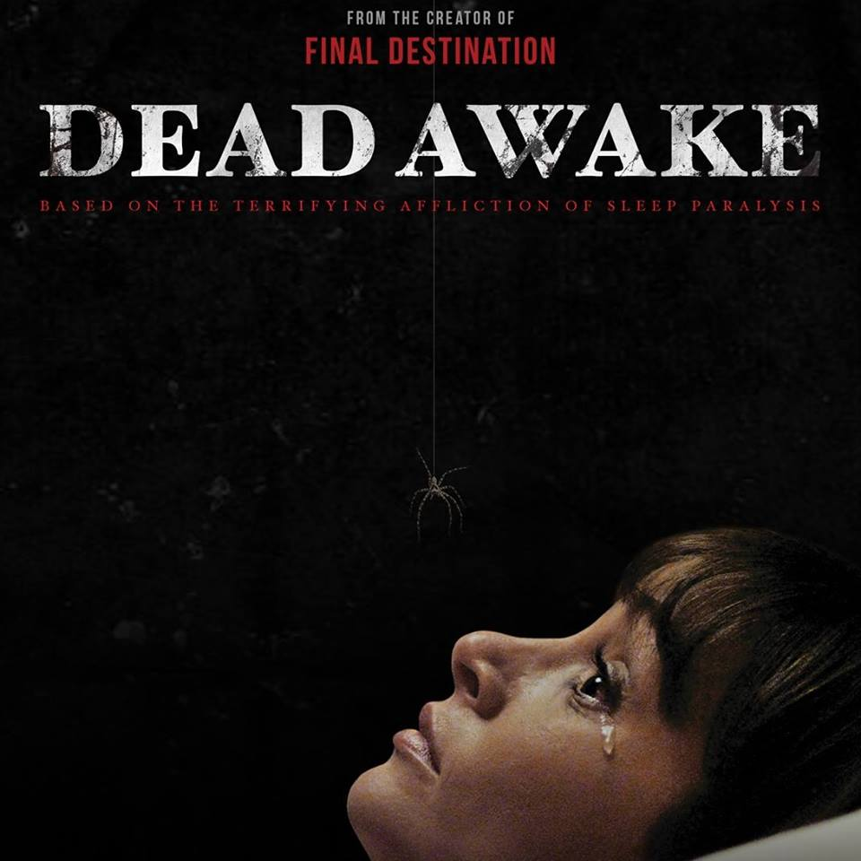 Sleep Paralysis is a Total Bummer in 'Dead Awake'