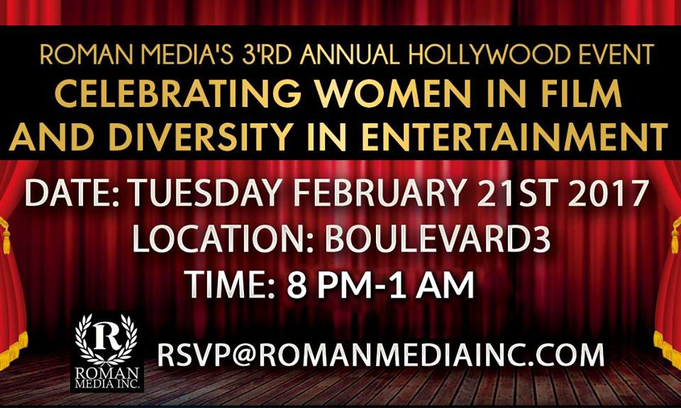 Hollywood Champions Women in Film and Diversity in Entertainment