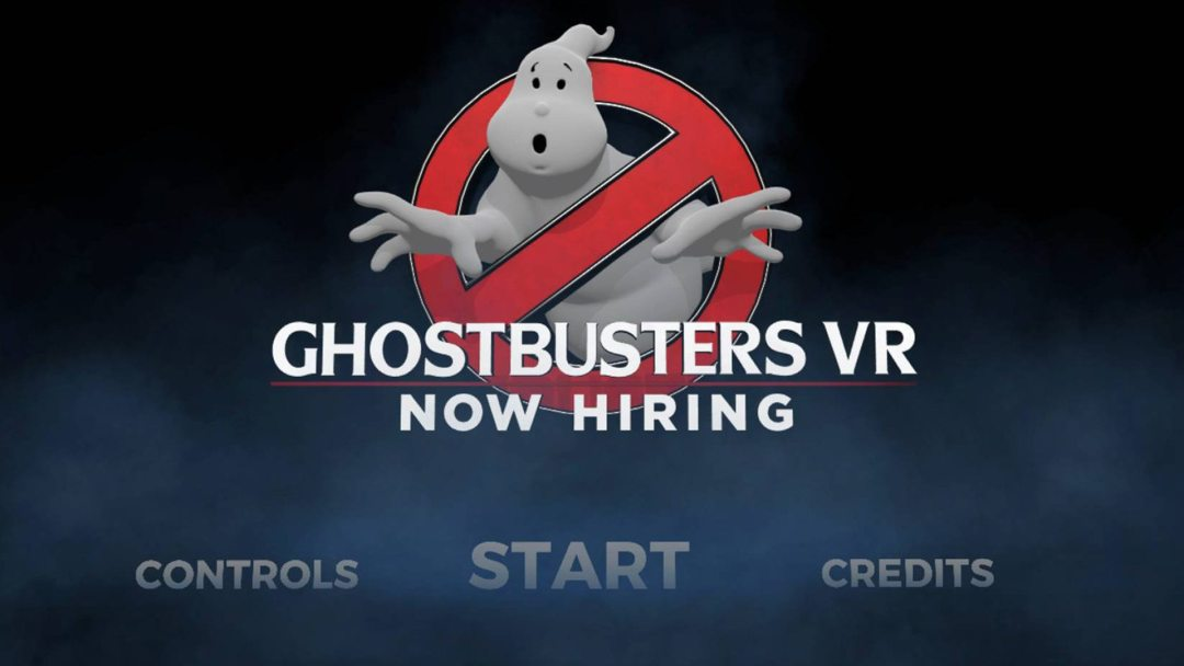 PlayStation VR Owners Will Want to Check Out the 'Ghostbusters: Now Hiring' Trailer
