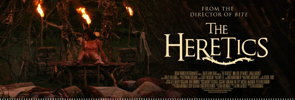 'The Heretics' Gets a Teaser Trailer