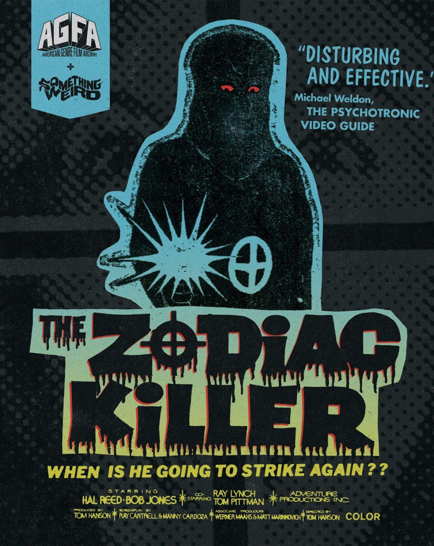 The Zodiac Killer Blu-ray Coming July 25 Via AGFA