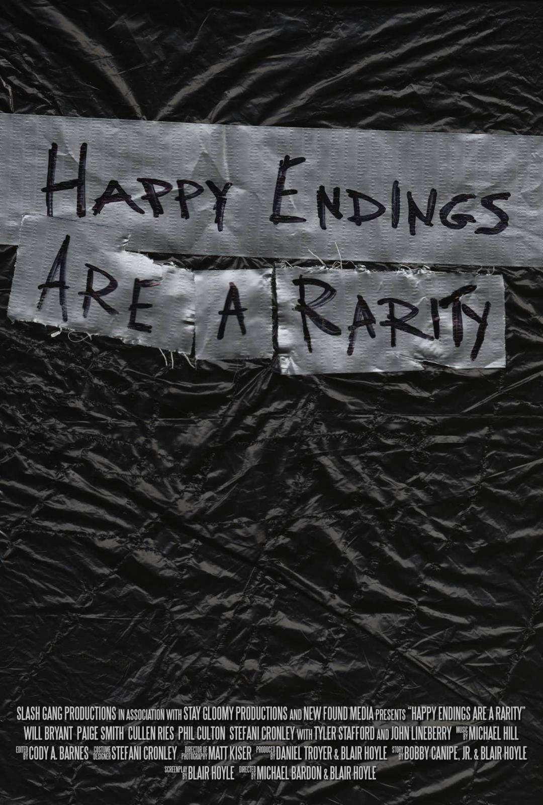 Trailer And Release Info For 'Happy Endings Are A Rarity'