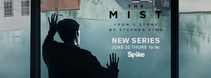 New Clip for 'The Mist,' Premiering 6/22 on Spike