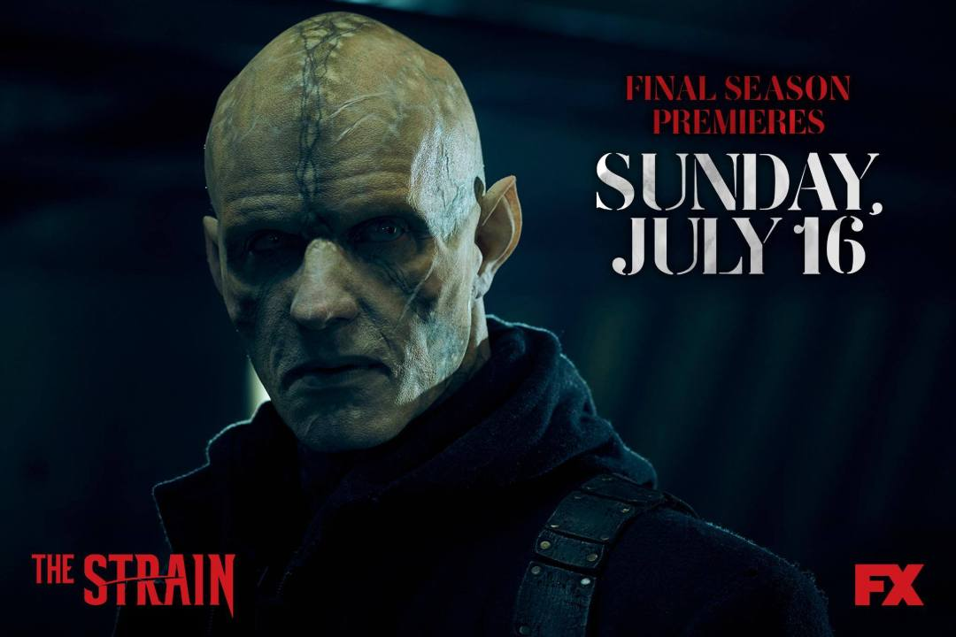 "The Latest Trailer For 'The Strain' Promises ""The End"""