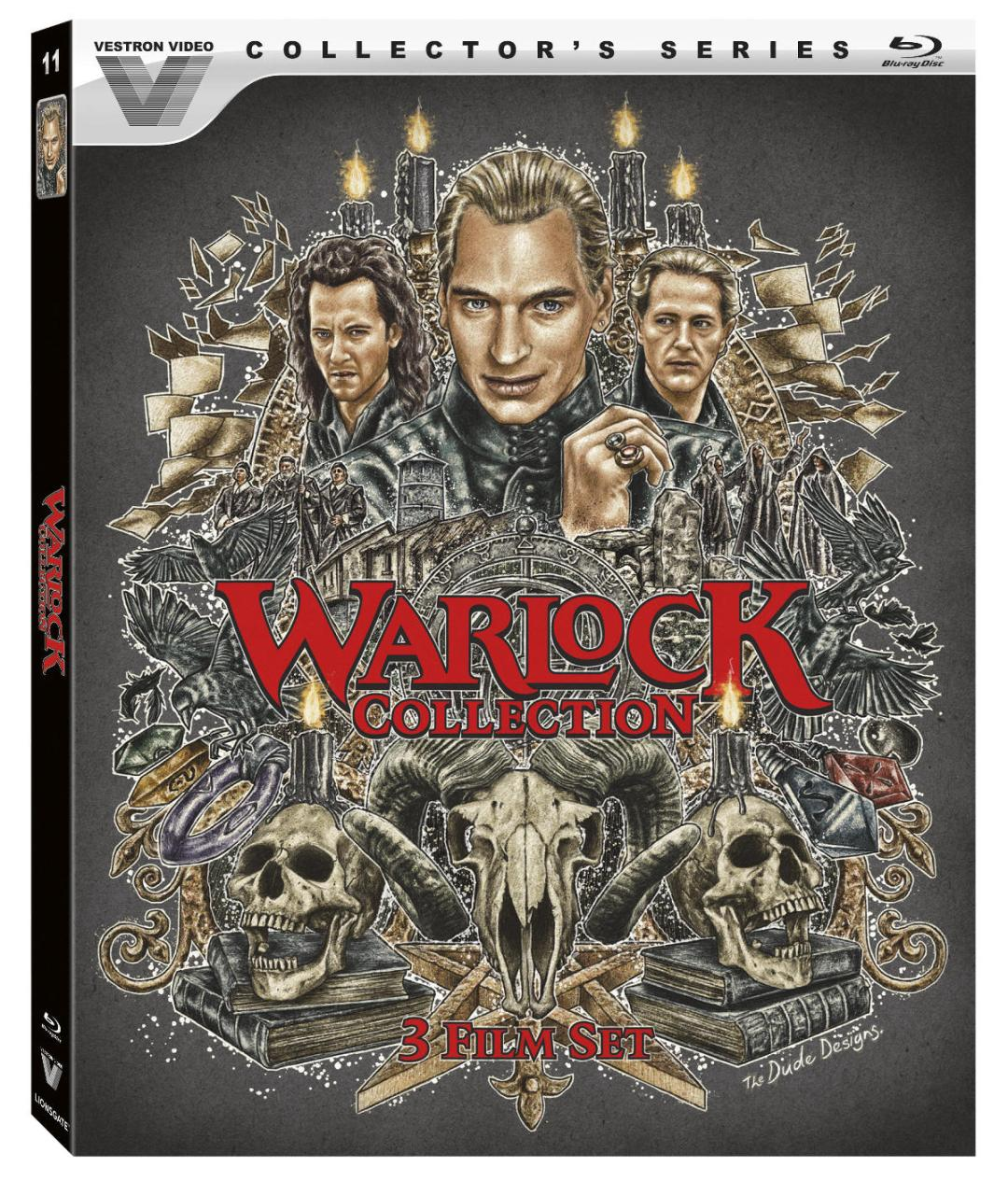 A Special 'Warlock' Collection Is Set For This Fall
