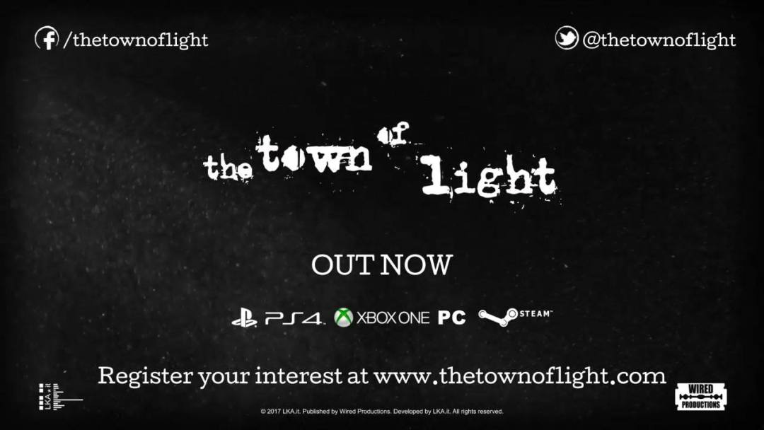 Discover How Award-Nominated Developer Brought a Crumbling Psychiatric Asylum to Life for Psychological Thriller, 'The Town of Light'