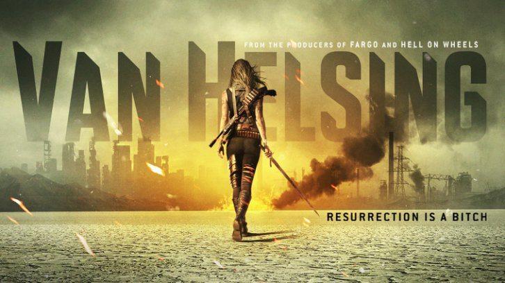 Syfy Releases The 'Van Helsing' Second Season Trailer!