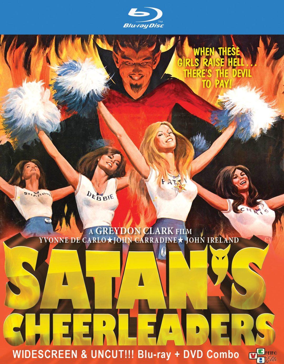 'Satan's Cheerleaders' on Blu-ray/DVD October 11, 2017