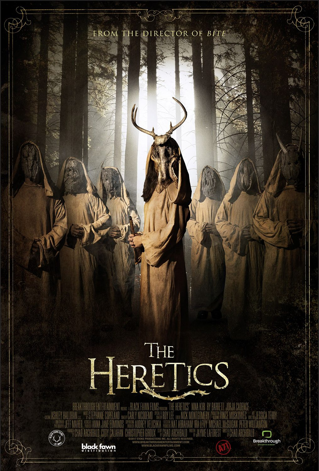 'The Heretics' – Coming in November