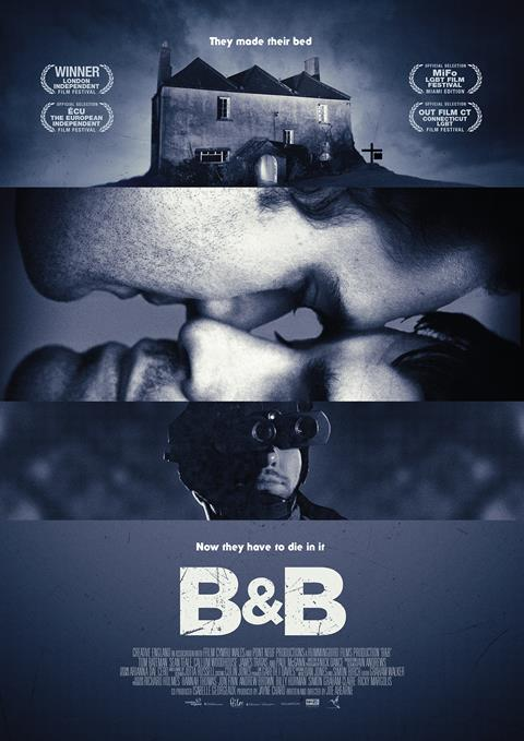 Spine-Chilling Thriller 'B&B' Announces Release Dates in the UK, US, and Canada
