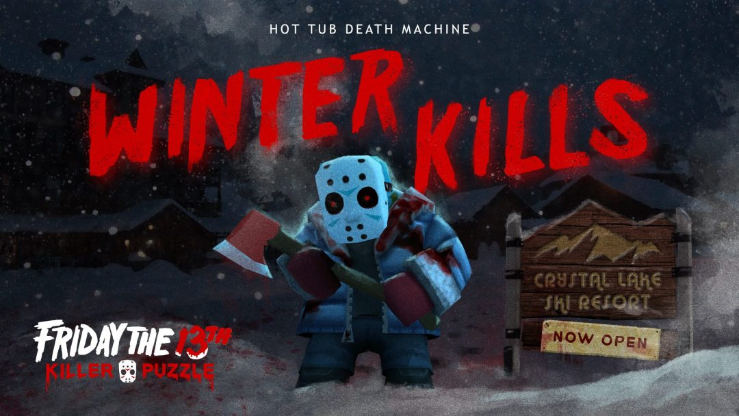 'Friday the 13th – Killer Puzzle' Coming to Mobile Platforms in 2018