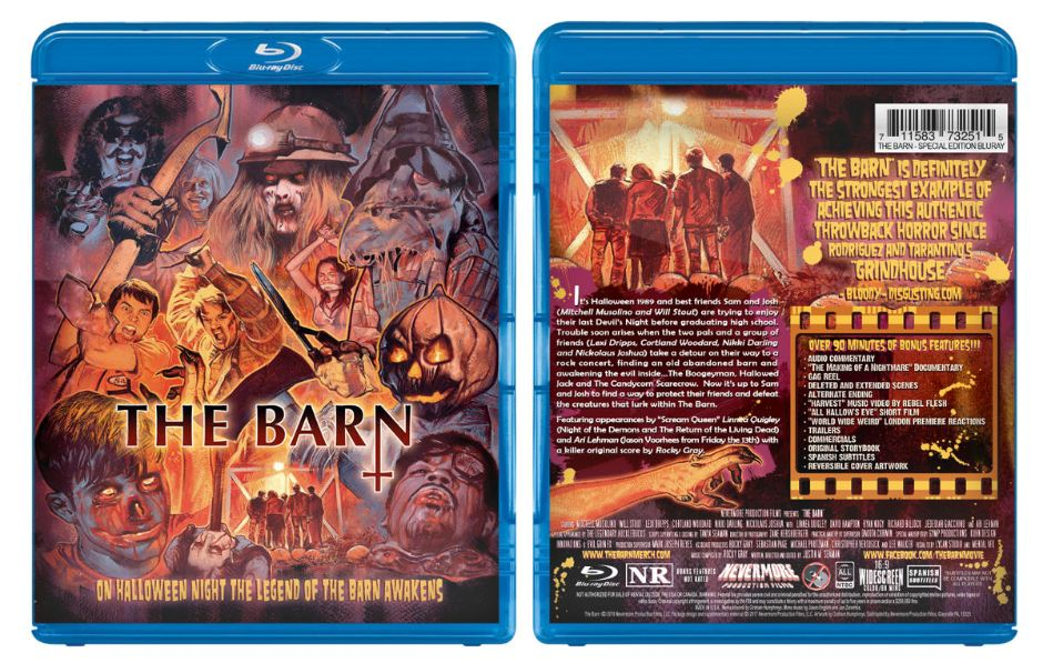 The Special Features on 'The Barn' Have Been Revealed!
