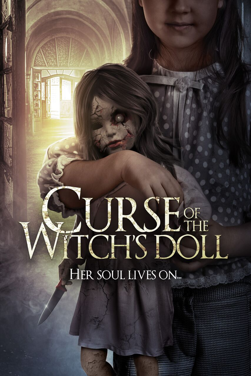 Back in Your Box, Annabelle! 'Curse of the Witch's Doll' Set for 2/6 Release