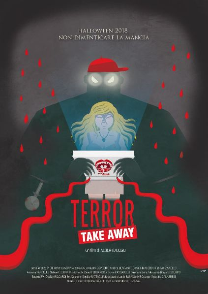 Be Ready for the 'Terror Take Away'