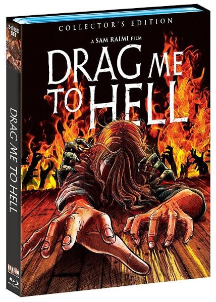 Scream Factory's 'Drag Me To Hell' Collector's Edition Looks Amazing!