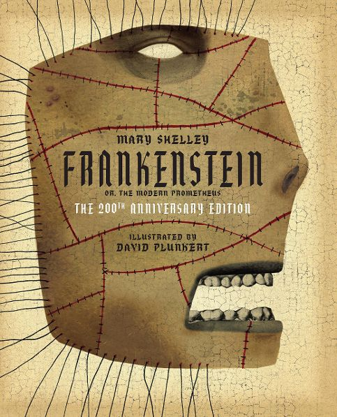 You NEED to Check Out This 'Mary Shelley's Frankenstein: The 200th Anniversary Edition'