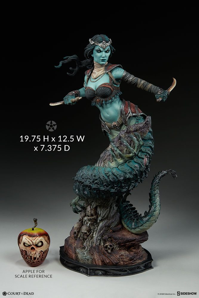 Sideshow is Releasing 'Gallevarbe: Eyes of the Queen!'