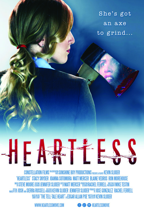 Short Film 'Heartless' from Award-Winning Sunshine Boy Productions Will Screen at Calgary's Horror Con