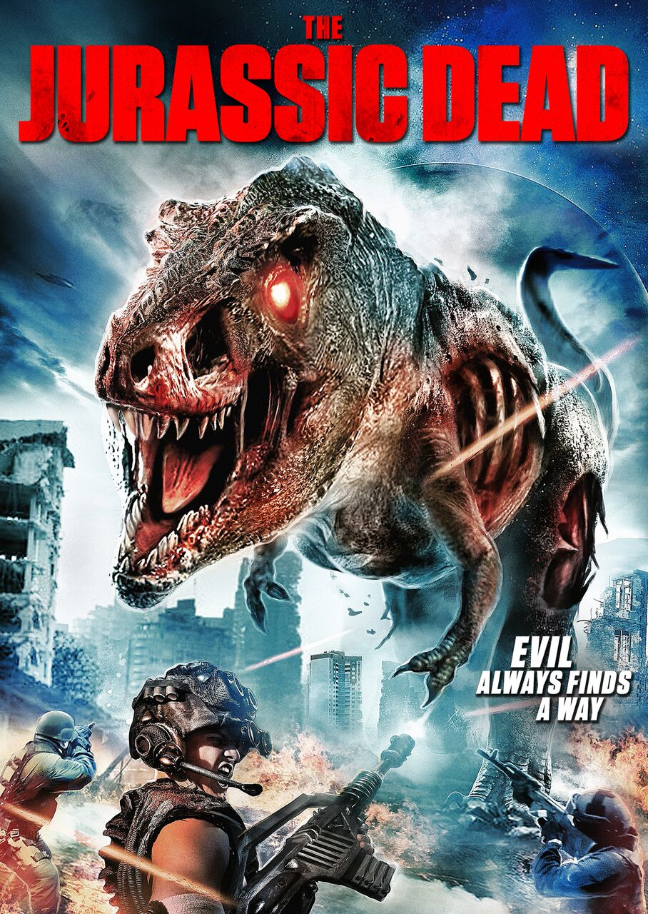 'Jurassic Games' Coming June 12! Dinomite First Trailer Released!