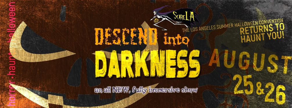 Descend into Darkness at This Year's 'ScareLA!'